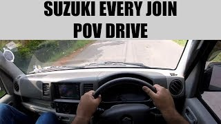 Suzuki Every Join POV Drive