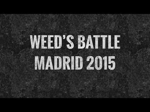 WEEDS BATTLE - NACIONAL- MENAK VS RENZO