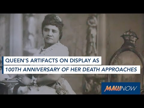 Queen's Artifacts on Display as 100th Anniversary of Her Death Approaches