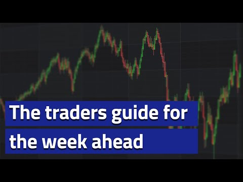 FX and Index traders guide for week