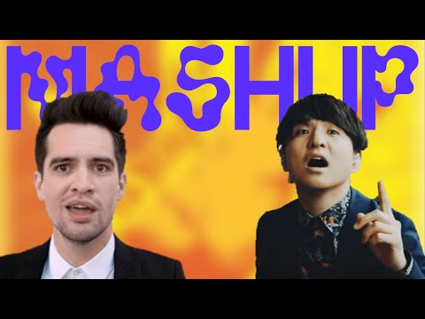 Panic! At The Disco & Official HIGE DANdism - Shukumei No High Hopes (Video Mashup)