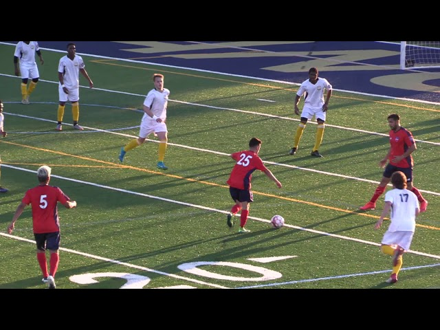 Santi's Goal vs. Greater Lowell FC