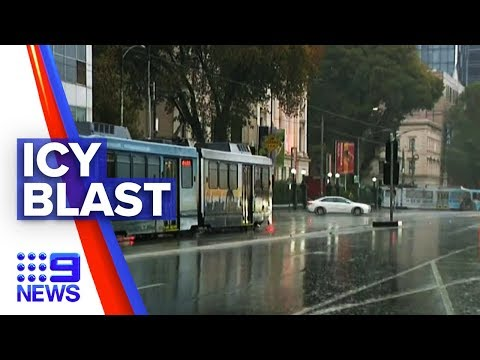 Extreme rain conditions across Melbourne | Nine News Australia