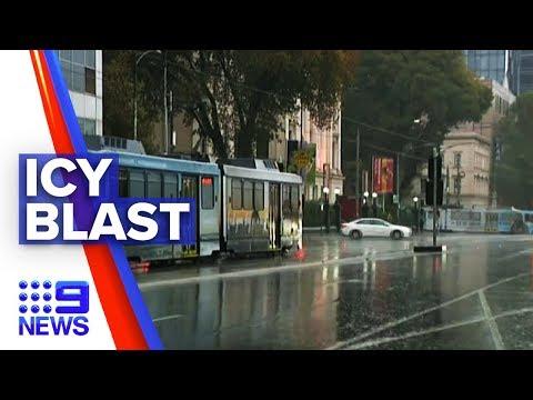 Extreme Rain Conditions Across Melbourne | Nine News Australia