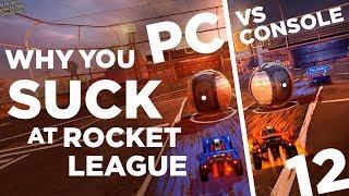 Rocket League on PC vs CONSOLE | WYSARL episode 12