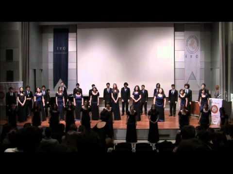 BUMC Jazz Choir - The Rhythm of Life (arr.: Roger Emerson)