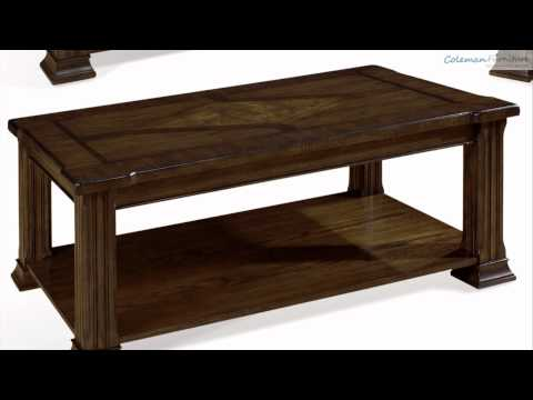 Villa Madrid Occasional Table Collection From Somerton Furniture