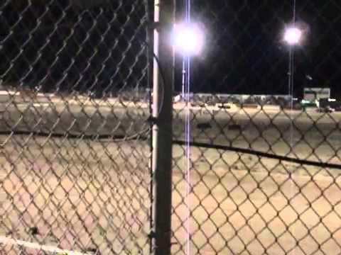 7-4-13 Mini Main - Casper Speedway