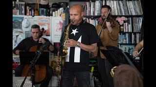 Miguel Zenón feat. Spektral Quartet: Tiny Desk Concert