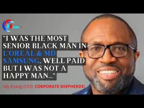 INDUSTRY TALK Ep2: Leveraging Marketing Experience in Corporate Executive Management- IDY ENANG