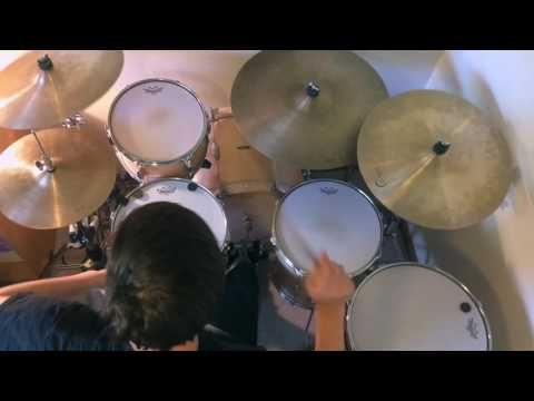 NORMA JEAN // I. THE PLANET [Drum Cover]