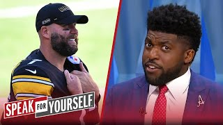 Did Big Ben take a shot at Antonio Brown with recent 'selfless' comments? | NFL | SPEAK FOR YOURSELF