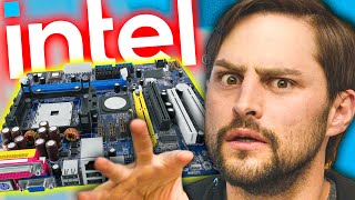 Intel's coming for your motherboard...