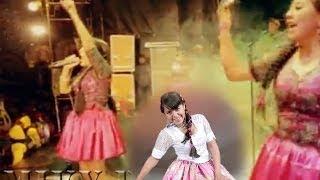 Stefany Aguilar y las sabrositas Mix  en concierto en  vivo en Juliaca HD