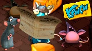 Крысы Онлайн - #5 Месть ВРАГАМ Игра как мультик Смешное детское видео, let's play.