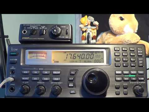 Madagascar World Voice English 17640 Khz Shortwave