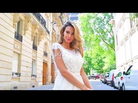Съемка новой коллекции To be Bride в Париже