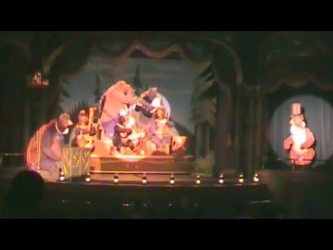 Tokyo Disneyland's Country Bear Jamboree