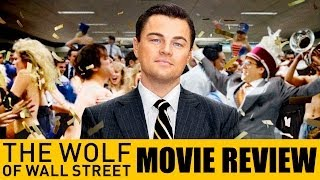 The Wolf of Wall Street - Movie Review by Chris Stuckmann