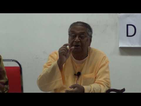 Swami Sridharananda at Lincoln University College www.lincoln.edu.my Malaysia-16/1/2017