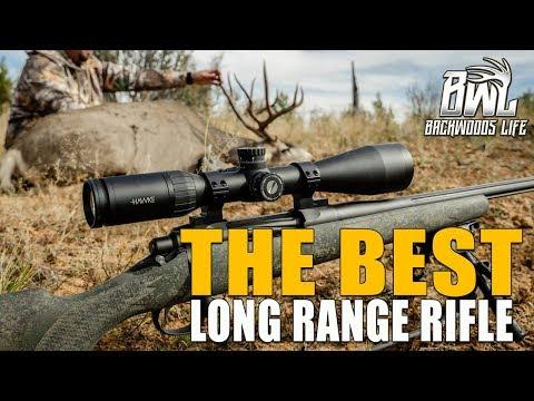 BEST LONG RANGE RIFLE MADE! - YouTube