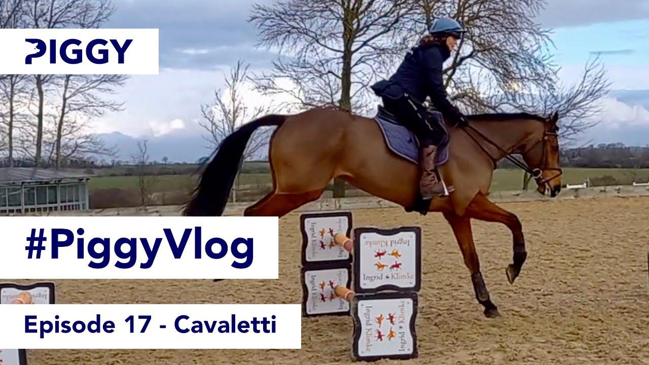 Cavaletti   Episode 17   #PiggyVlog 2021