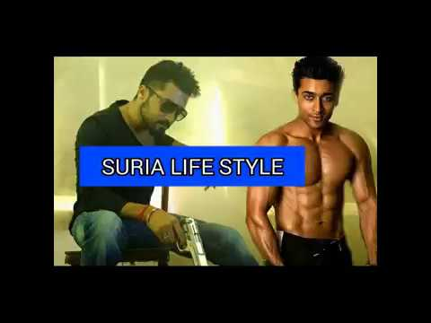 Suriya Lifestyle, Income, House, Cars,...