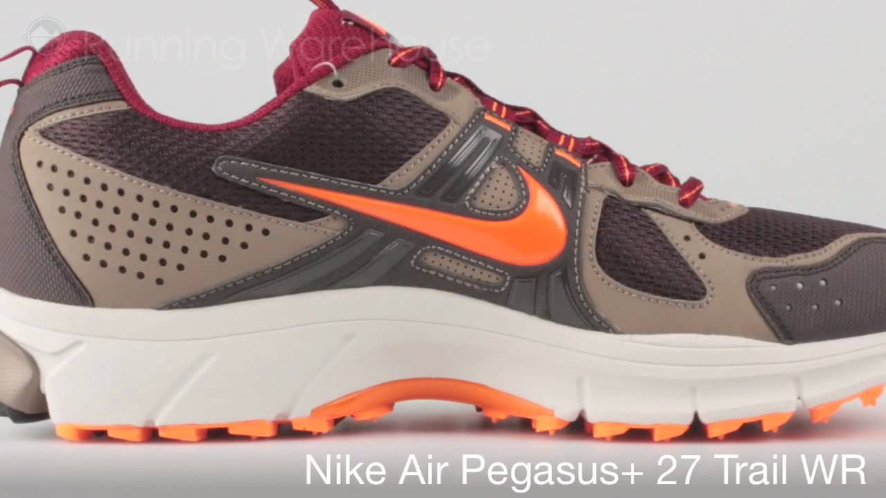 Youtube Nike Air Shoe Trail Pegasus27 QtCdshr