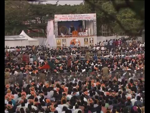 PM Modi addresses Public Meeting in Thekkinkadu Maidan, Kerala