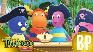 Os Backyardigans: O Tesouro do Pirata - Ep.1
