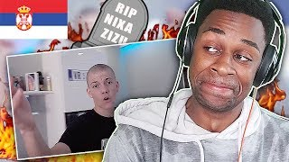 AMERICAN REACTS TO SERBIAN RAP | SIN YOUTUBA - OTAC SPECIJALACA (Official Music Video)