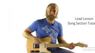 Get Along Guitar Lesson - Kenny Chesney