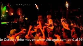 Armandinho - Folha de Bananeira en vivo (21/10/ 2010 @ El Dragón de Barranco)