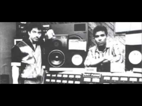 98.7 Kiss FM (WRKS - New York City) Saturday Night Mastermix Dance Party (Latin Rascals) Dec. 1984