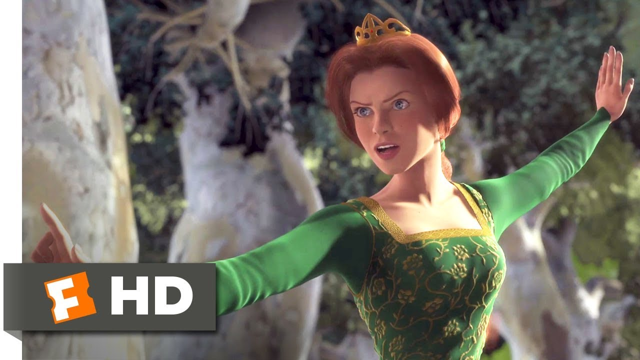 Download Shrek (2001) - Princess vs Merry Men Scene (6/10) | Movieclips