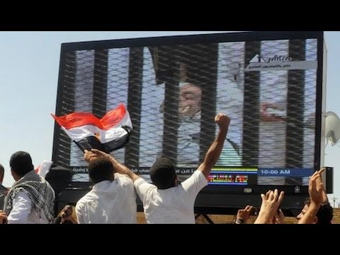 Mubarak Trial and the Egyptian Revolution
