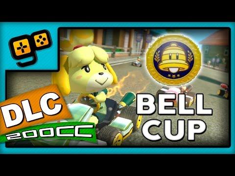 Mario Kart 8 - DLC Animal Crossing - Bell Cup 200cc