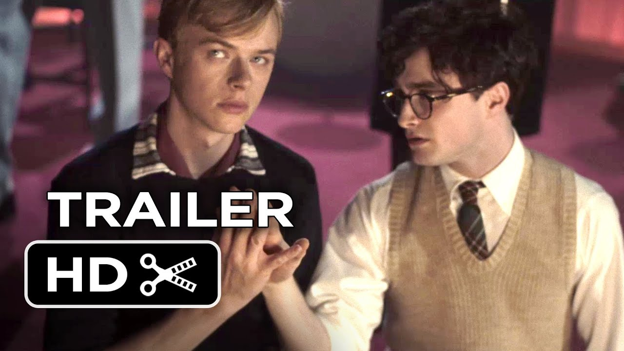 Kill Your Darlings Official Trailer #1 (2013) - Daniel Radcliffe Movie HD