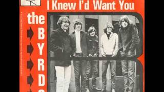 The Byrds: I Knew I