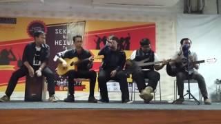 Greeeen   Ai no Uta Cover by Ronin Band