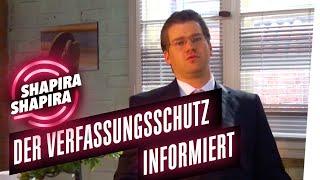 Der Verfassungsschutz informiert