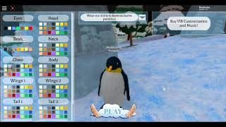 Reviewing the new Penguin! (Roblox feather family)