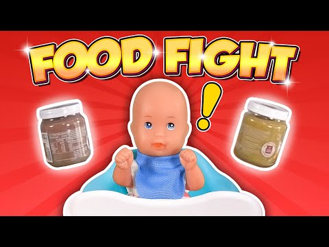 Barbie - Food Fight with Tommy | Ep.153