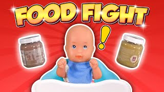 Barbie - Food Fight with Tommy   Ep.153