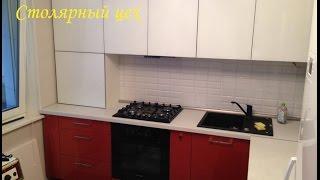 Угловые кухни: современный дизайн маленьких и просторных помещений, мебель, видео и фото
