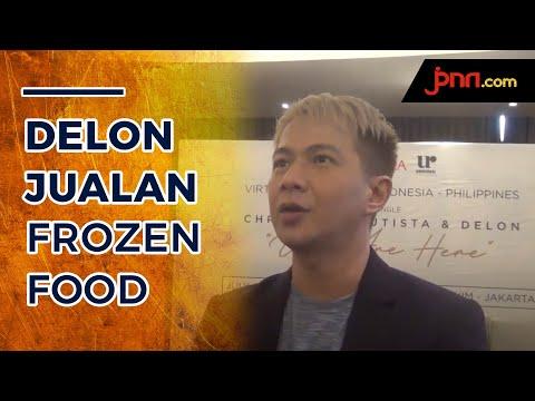 Terdampak Pandemi, Delon Buka Les Musik dan Bisnis Frozen Food