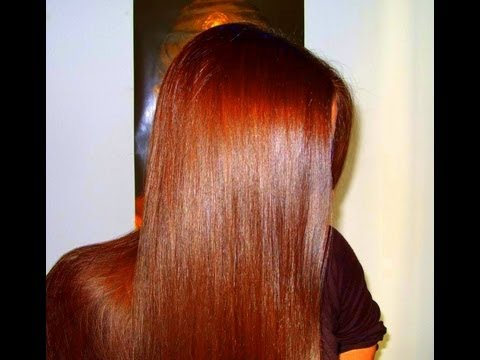 make henna hair dye home