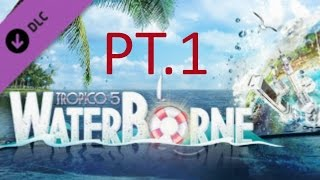 Tropico 5:Waterborne PT1- Oyster Farms