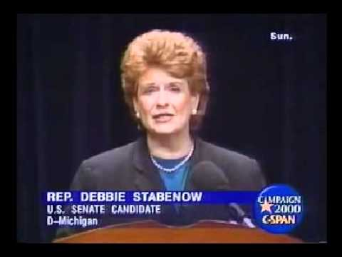 Debbie Stabenow Claims to Want a Balanced Budget