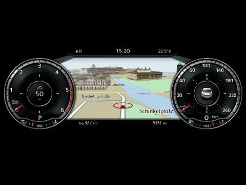 2015 Volkswagen Passat - Active Info Display